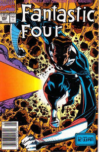 Cover Thumbnail for Fantastic Four (Marvel, 1961 series) #352 [Newsstand]