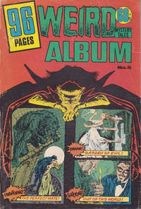 Cover Thumbnail for Weird Mystery Tales Album (K. G. Murray, 1978 series) #5