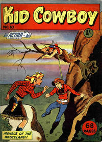 Cover Thumbnail for Action Series (L. Miller & Son, 1958 series) #10