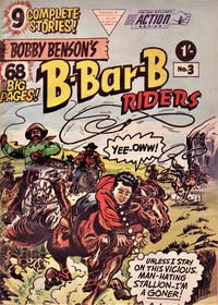 Cover Thumbnail for Action Series (L. Miller & Son, 1958 series) #3