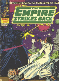 Cover Thumbnail for The Empire Strikes Back Weekly (Marvel UK, 1980 series) #139