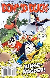 Cover Thumbnail for Donald Duck & Co (Hjemmet / Egmont, 1948 series) #48/2016