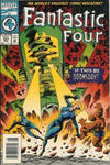 Cover Thumbnail for Fantastic Four (1961 series) #391 [Newsstand]
