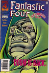 Cover Thumbnail for Fantastic Four (1961 series) #406 [Newsstand Edition]