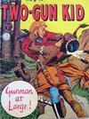 Cover for Two-Gun Kid (Horwitz, 1954 series) #34