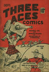 Cover for Three Aces Comics (Anglo-American Publishing Company Limited, 1941 series) #v1#8