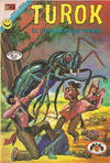 Cover for Turok (Editorial Novaro, 1969 series) #37