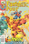 Cover for Fantastic Four (Marvel, 1998 series) #8 [Newsstand]