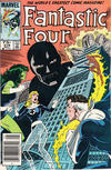 Cover Thumbnail for Fantastic Four (1961 series) #278 [Canadian Newsstand Edition]
