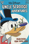Cover for Walt Disney's Uncle Scrooge Adventures (Gladstone, 1987 series) #15 [Newsstand]