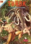 Cover for Turok (Editorial Novaro, 1969 series) #126