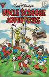 Cover for Walt Disney's Uncle Scrooge Adventures (Gladstone, 1987 series) #14 [Newsstand]