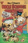 Cover for Walt Disney's Uncle Scrooge Adventures (Gladstone, 1987 series) #10 [Newsstand]