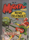 Cover for Mighty Comic (K. G. Murray, 1960 series) #21