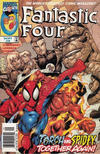 Cover for Fantastic Four (Marvel, 1998 series) #9 [Newsstand]