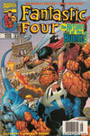 Cover for Fantastic Four (Marvel, 1998 series) #20 [Newsstand]