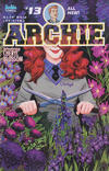 Cover Thumbnail for Archie (2015 series) #13 [Cover A Veronica Fish]