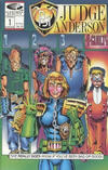 Cover for Psi-Judge Anderson (Fleetway/Quality, 1989 series) #1