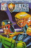 Cover for Psi-Judge Anderson (Fleetway/Quality, 1989 series) #11