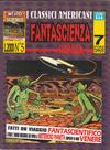 Cover for I Classici Americani Fantascienza Horror (Edizioni B.S.D. s.r.l., 1991 series) #5