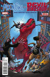Cover Thumbnail for Moon Girl and Devil Dinosaur (2016 series) #2 [Second Printing Variant]
