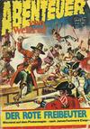 Cover for Bastei Sonderband (Bastei Verlag, 1970 series) #43 - Der rote Freibeuter