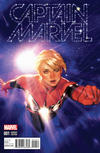 Cover Thumbnail for Captain Marvel (2016 series) #1 [Incentive Adam Hughes Variant]