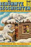 Cover for Bastei Sonderband (Bastei Verlag, 1970 series) #28 - Abenteuer am Polarkreis