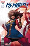 Cover for Ms. Marvel (Marvel, 2016 series) #13