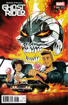 Cover Thumbnail for Ghost Rider (2017 series) #1 [Incentive Felipe Smith Variant]
