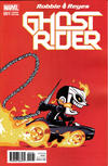 Cover Thumbnail for Ghost Rider (2017 series) #1 [Skottie Young Marvel Babies Variant]