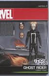 Cover Thumbnail for Ghost Rider (2017 series) #1 [John Tyler Christopher Action Figure Wraparound Variant (Ghost Rider with Car)]