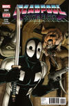 Cover for Deadpool: Back in Black (Marvel, 2016 series) #4