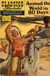 Cover for Classics Illustrated (Gilberton, 1947 series) #69 [HRN 164] - Around the World in 80 Days
