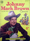 Cover for Johnny Mack Brown (World Distributors, 1954 series) #9