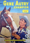 Cover for Gene Autry and Champion (World Distributors, 1956 series) #1
