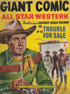 Cover for Giant Comic (World Distributors, 1956 series) #18