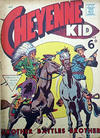 Cover for Cheyenne Kid (L. Miller & Son, 1957 series) #8
