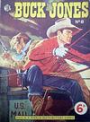Cover for Buck Jones (World Distributors, 1953 series) #8