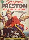 Cover for Sergeant Preston of the Yukon (World Distributors, 1953 series) #11