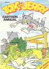 Cover for Tom and Jerry Annual (World Distributors, 1967 series) #1981