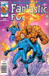 Cover for Fantastic Four (Marvel, 1998 series) #40 [Newsstand]