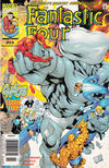 Cover for Fantastic Four (Marvel, 1998 series) #23 [Newsstand]