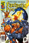 Cover for Fantastic Four (Marvel, 1998 series) #28 [Newsstand]