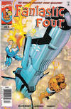 Cover for Fantastic Four (Marvel, 1998 series) #24 [Newsstand]