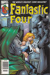 Cover for Fantastic Four (Marvel, 1998 series) #29 [Newsstand]