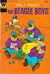 Cover for Walt Disney The Beagle Boys (Western, 1964 series) #21 [Whitman]