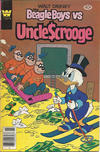 Cover for Walt Disney The Beagle Boys versus Uncle Scrooge (Western, 1979 series) #9 [Gold Key]