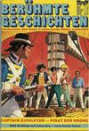Cover for Bastei Sonderband (Bastei Verlag, 1970 series) #29 - Captain Singleton - Pirat der Krone