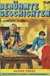 Cover for Bastei Sonderband (Bastei Verlag, 1970 series) #31 - Oliver Twist
